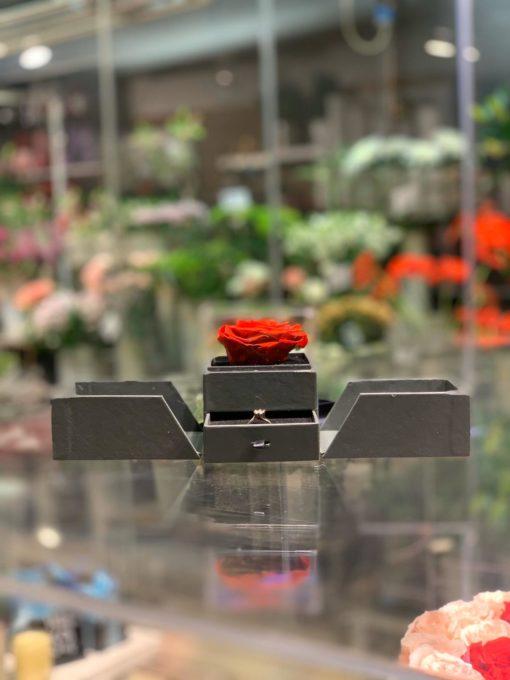 Blomma i box